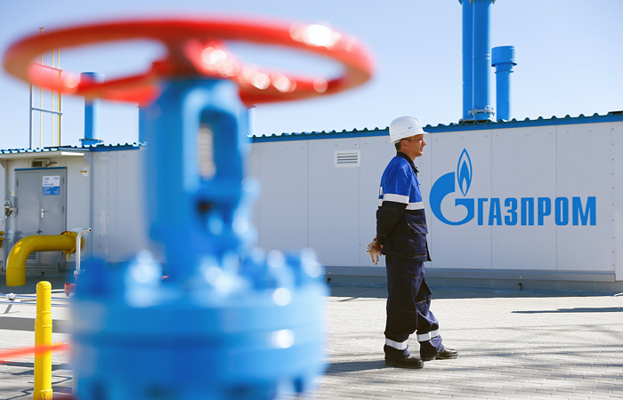 РФ непланирует торговать «Газпром»— Путин