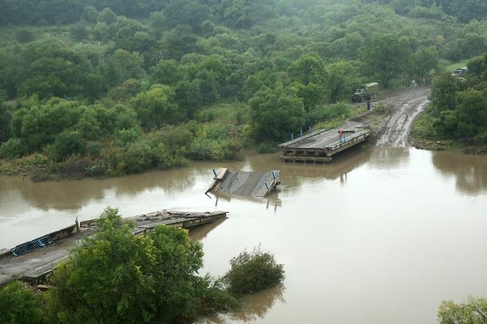 В Приморье насчитали более 3,6 тыс. подтопленных домов