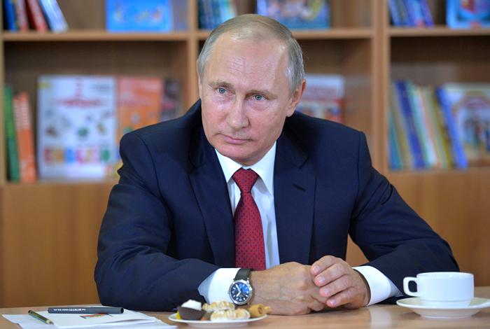 Путин видит будущего лидера РФ довольно молодым и зрелым человеком