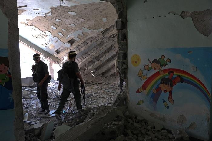 Минобороны РФ зафиксировало пять нарушений режима тишины в Сирии за сутки