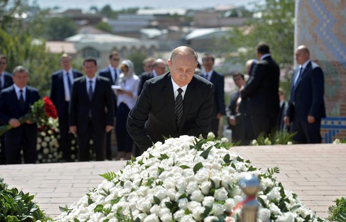 Дедушка навелосипеде поехал через пол-Узбекистана намогилу Каримова