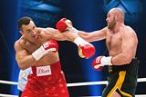 Кличко подтвердил проведение боя-реванша с Фьюри 29 октября