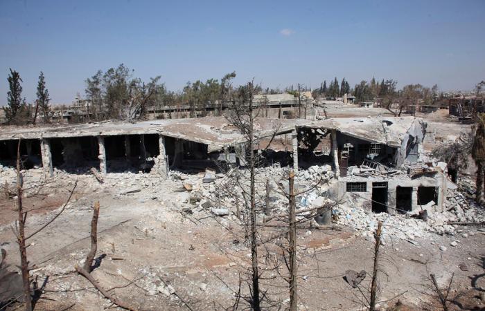 Волонтеры в Сирии обвинили армию Асада в отравлении Алеппо хлором