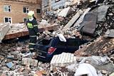 Часть здания обрушилась на территории бывшего АЗЛК в Москве