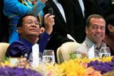 В Лаосе начался Восточноазиатский саммит