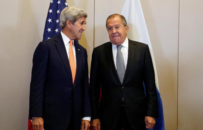 Лавров и Керри побили рекорд длительности московской встречи