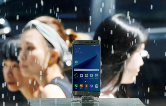 Капитализация Samsung упала на $22 млрд из-за отзыва Galaxy Note 7