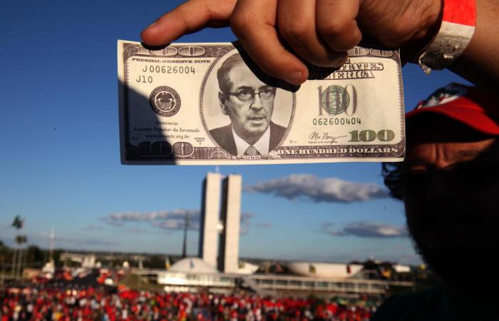 Бразильского депутата, инициировавшего импичмент Русефф, лишат мандата иарестуют