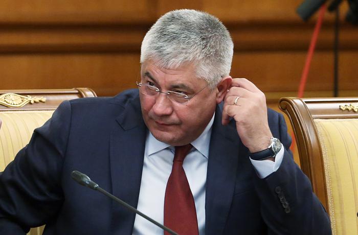 В ГУЭБ МВД проведут служебную проверку в связи с задержанием Захарченко