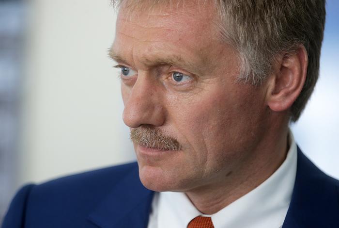 Песков овзломе WADA: О «руке Москвы» неможет быть иречи