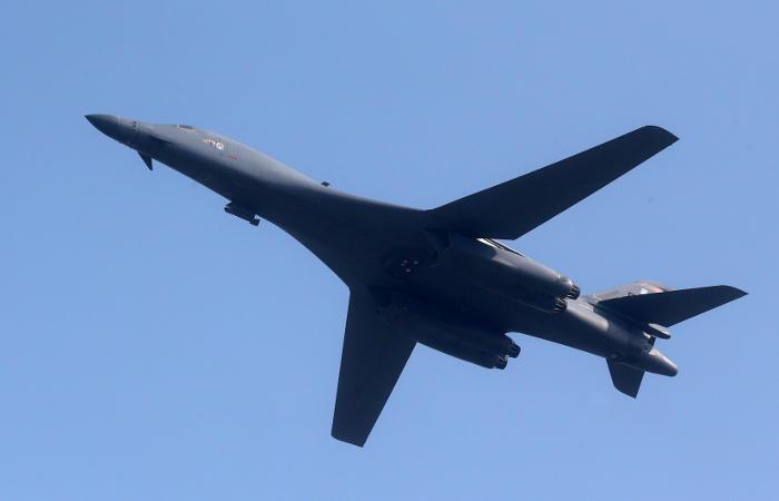 Ядерные бомбардировщики США пролетели рядом сгосграницей КНДР
