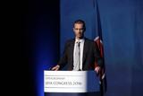 Словенец Александер Чеферин избран новым главой УЕФА