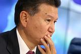 Илюмжинов опроверг информацию о своей  отставке с поста главы ФИДЕ