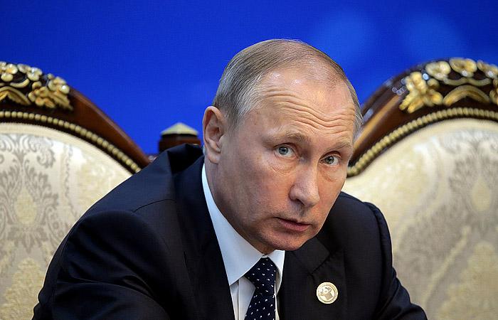 Путин объяснил использование своего образа в предвыборной кампании в США
