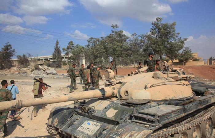 Минобороны РФ заявило о гибели десятков сирийских военных при авиаударе коалиции