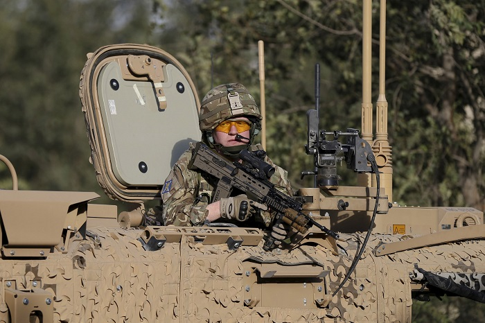 Экс-глава Генштаба Великобритании назвал страну неподготовленной к защите от агрессии