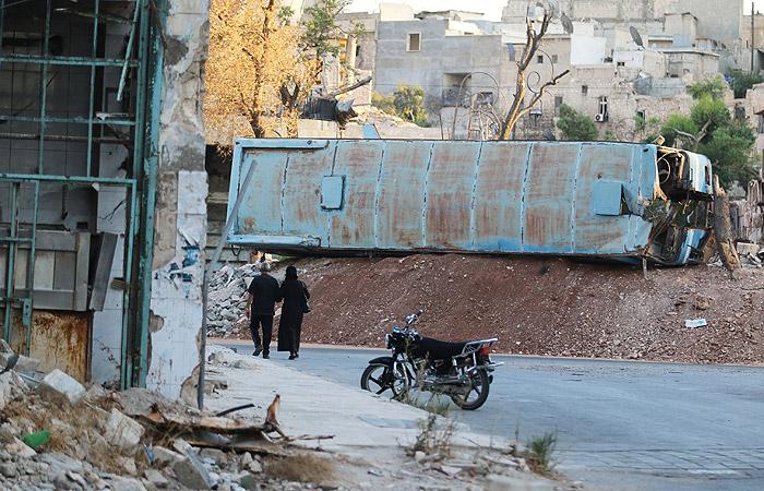 ВМинобороныРФ говорили о многочисленных фактах обстрелов позиций сирийской армии
