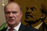 Зюганов пообещал провести акции по итогам выборов в Госдуму