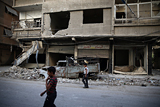 Генштаб РФ не нашел причин для соблюдения армией Асада перемирия в Сирии