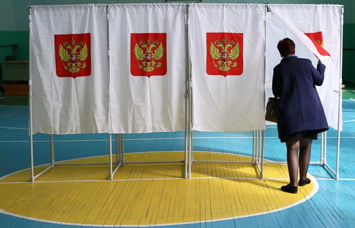 «Единая Россия» попоследним достоверным данным набирает 343 места в государственной думе