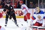 Хоккеисты сборной России победили Северную Америку на Кубке мира