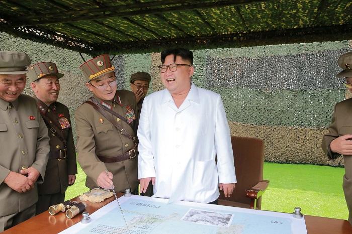 КНДР заявила об успешных испытаниях ракетного двигателя