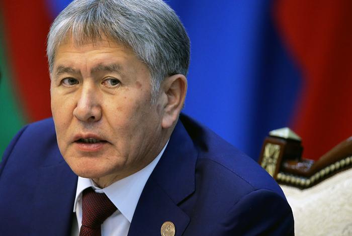 Президент Киргизии останется под наблюдением турецких медиков