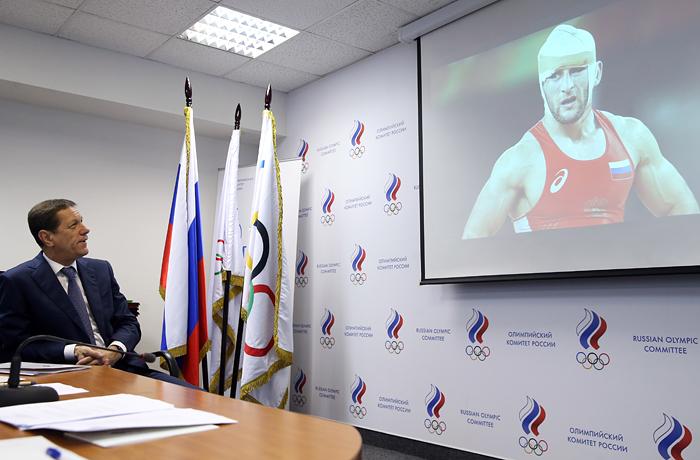 «НаОлимпийских играх-2016 Российская Федерация показала собственный дух»— Александр Жуков