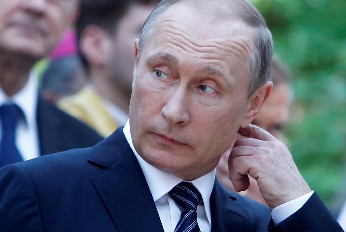 Bloomberg включил Путина в рейтинг самых влиятельных людей в мире финансов