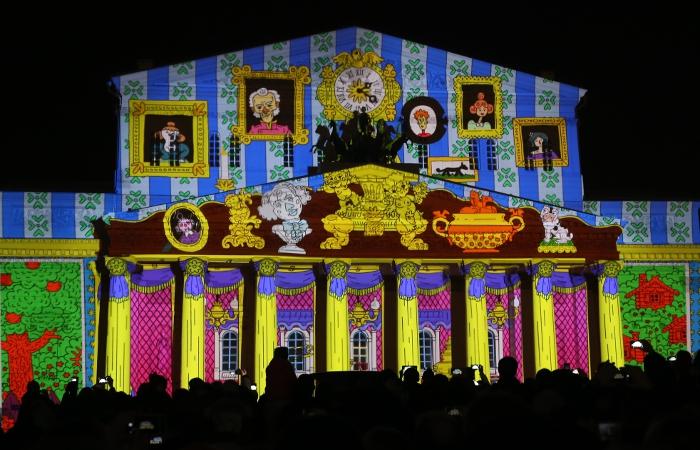 Более 3 миллионов человек посетили московский международный фестиваль «Круг света»