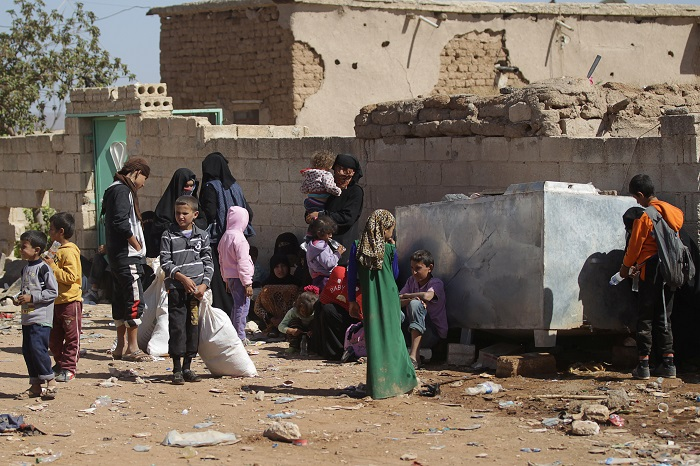 Вашингтон выделит нагуманитарную помощь сирийцам еще $364 млн