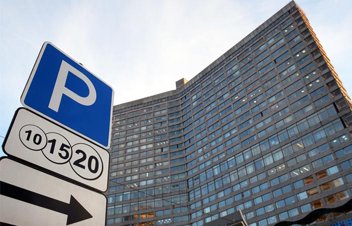 В Москве анонсировали расширение зоны платной парковки