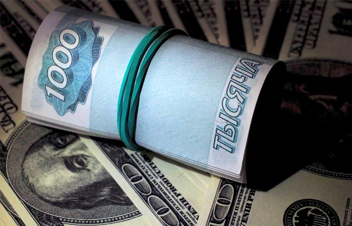 Минфин заложил курс доллара в 67,5 руб. в проект бюджета на 2017 год