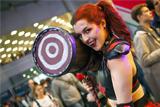 "А почему у вас синяя голова?: Comic Con и ""Игромир"" в Москве"