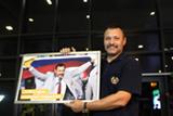 Пронесшему в Рио флаг РФ белорусу подарили квартиру в Подмосковье