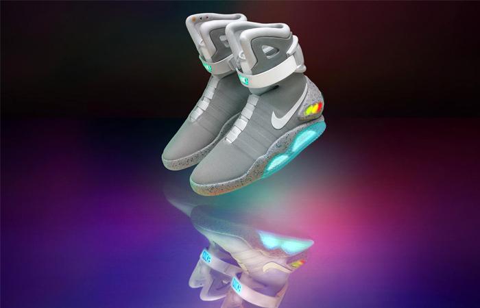 """Nike выпустила 89 пар самошнурующихся кроссовок из фильма """"Назад в будущее"""""""