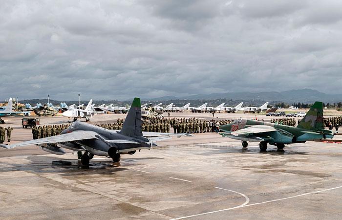США неисключили использования силового метода вотношении сил Асада