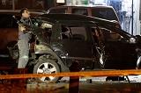 В Тбилиси взорвали автомобиль оппозиционера Гиви Таргамадзе