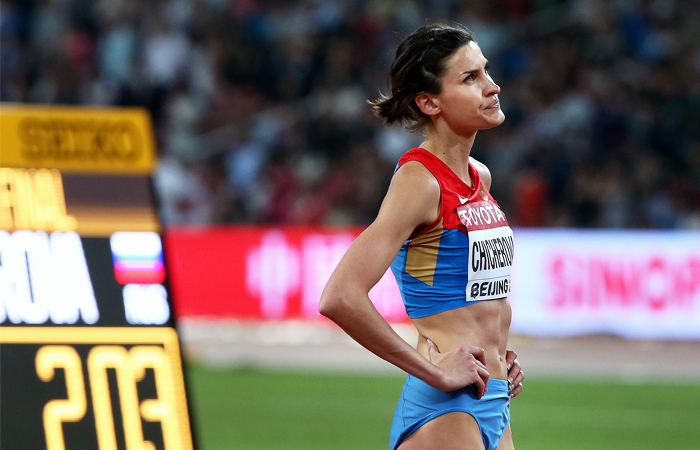Донскую спортсменку Анну Чичерову лишили медали Олимпийских игр встолице Китая