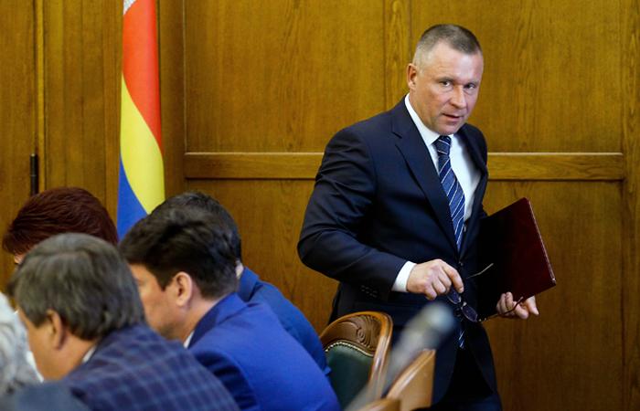 Врио губернатора Калининградской области попросился вотставку через два месяца после назначения