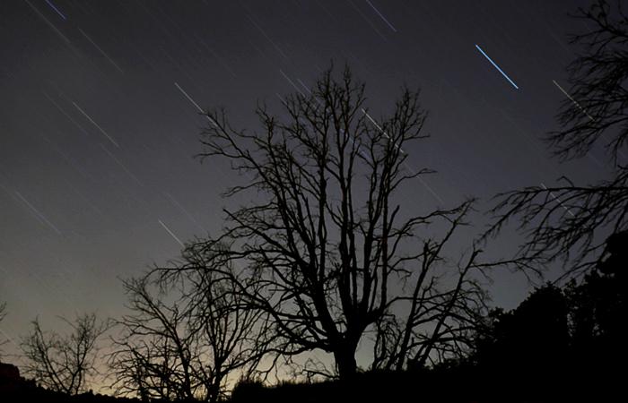 Звездопад Драконид можно будет увидеть вечерами вближайший уикенд