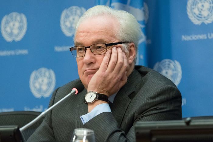 СБ ООН заблокировал российский проект резолюции по Сирии