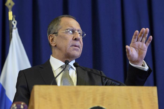 """Лавров пожелал администрации Обамы не остаться в истории покровителями """"ан-Нусры"""""""
