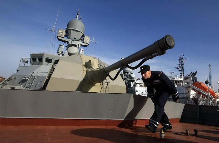 Два ракетных корабля ВМФ России зашли на Мальту