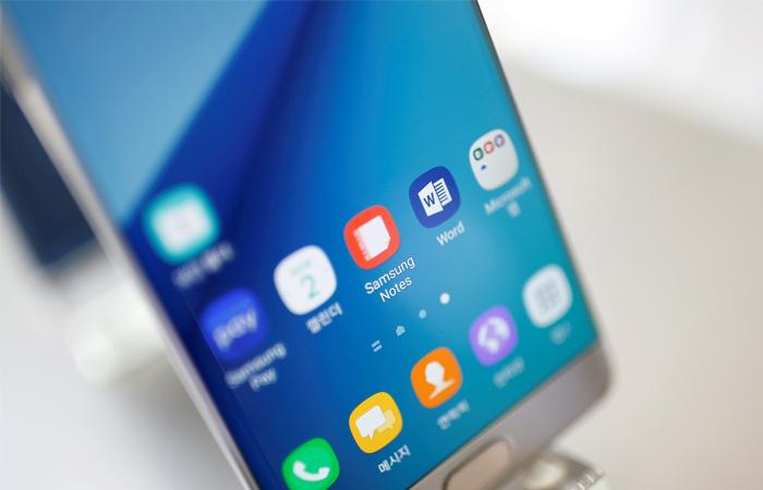 Производство наэкспорт телефонов Galaxy Note 7 приостановлено