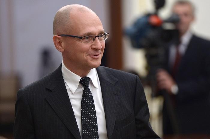 Сергей Кириенко произвел первое назначение