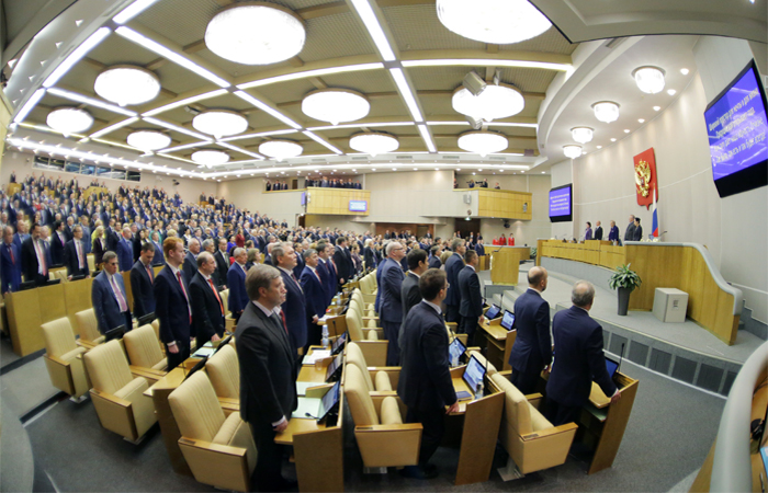 Избранникам Государственной думы запретят голосовать подоверенности