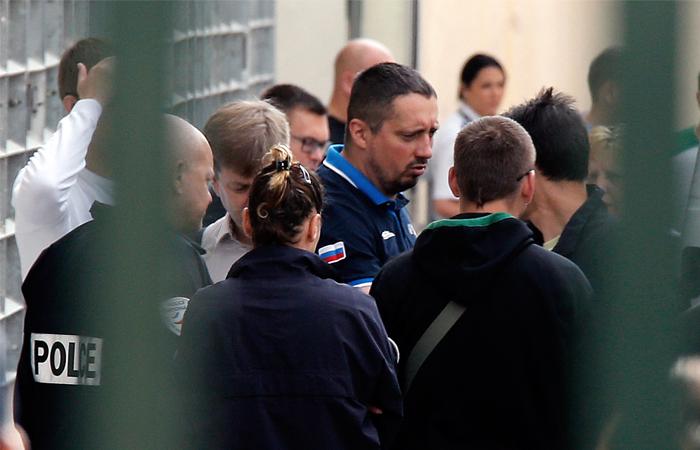 Осужденным вМарселе русским болельщикам сократили срок