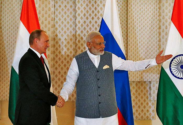 Путин ипремьер Индии запустили 2-ой энергоблок АЭС «Куданкулам»
