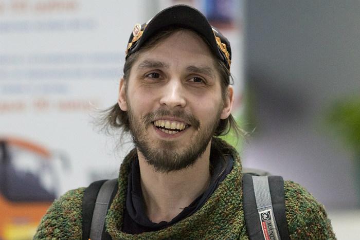 Следователи вызвали на допрос освобожденного из плена блогера Журавлева